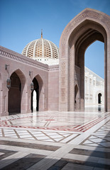 Grand Mosque photo by Oman Tourism