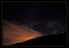 **EXPLORED** Shooting stars, wishes and clouds - Stelle cadenti, desideri e nuvole photo by Robyn Hooz
