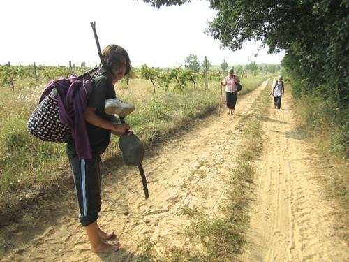 Călătoria familiei Filat prin Codrii Moldovei (16 august 2010)