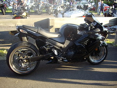 "drag bike with 12"" rear tire"
