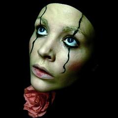 Pierrot la Folle! photo by Helen Warner (airgarten)