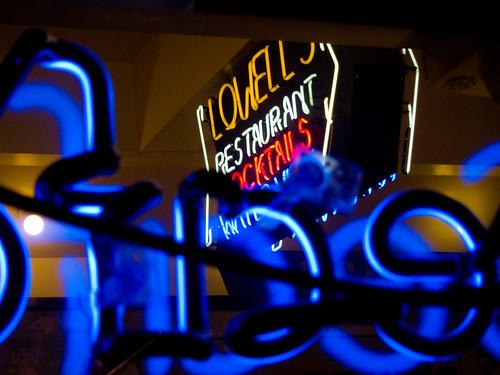 Lowells Sign