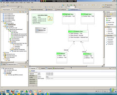 Business Studio define business object model