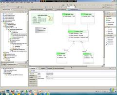 Business Studio define business object model
