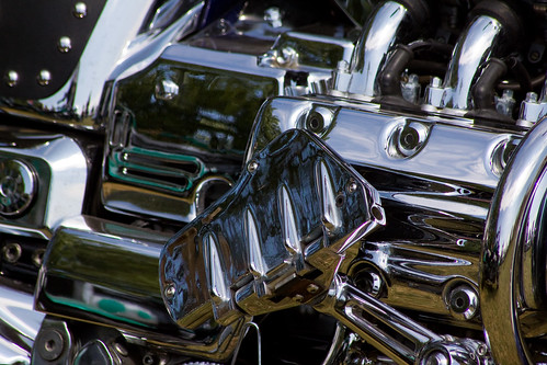 Little Weighton Steam Fair Bike Detail