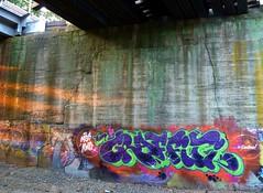 Graffiti In Portland photo by Joe Ism