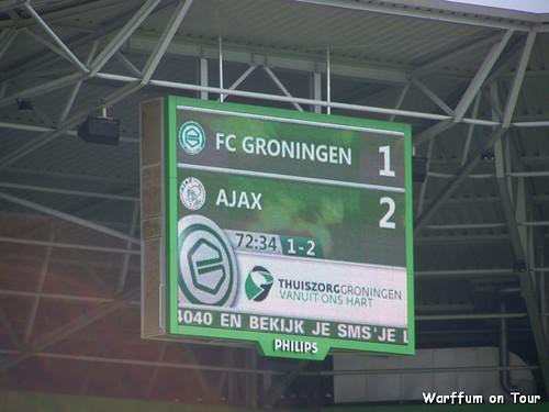4872233772 6c1aba2756 FC Groningen   Ajax 2 2, 8 augustus 2010