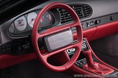 Porsche 944 turbo with custom interior photo by Stefan Solakov
