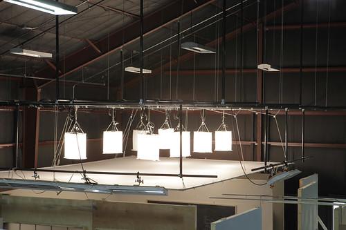 Kee Klamp Lighting Grid