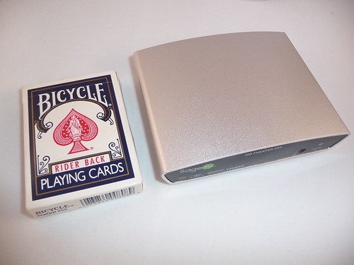SageTV HD300 & Playing Cards