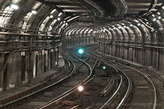 Underground Rail photo by Mike Cialowicz
