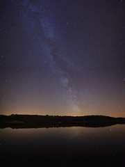 Milky way vertorama photo by Wilfried.B