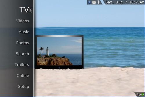 SageTV 7 Standard Theme