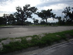 five years later you can still see the effects of hurricane katrina