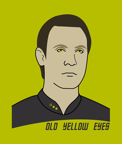old yellow eyes