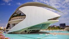 Valencia - La Ciudad de las Artes y las Ciencias photo by albygent Alberto Gentile