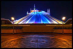 Space Mountain [Explore] photo by Corsey21