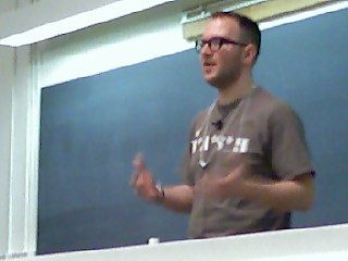 Cory Doctorow at Harvard, 15 Feb