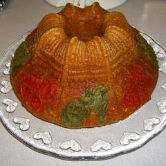 Carousel Bundt Cake - Try #2