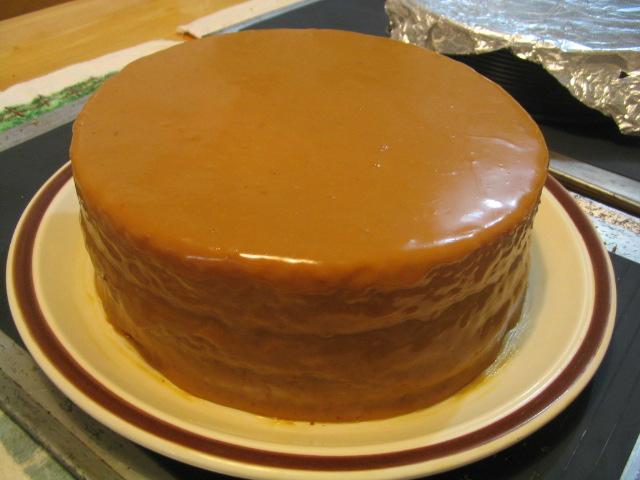 Dulce de Leche Cake - CAKEWHORE