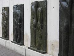 Sculpture Garden I