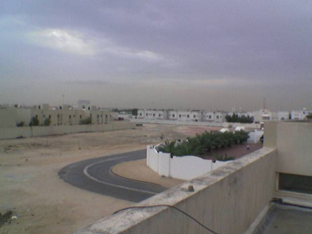 Doha Rainy SKy