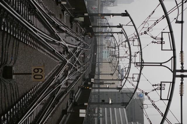 東京駅特集-第3夜- 雨の日の風景