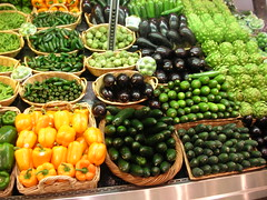 Gourmet Garage veggies
