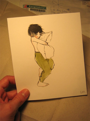 lotte's sketch!