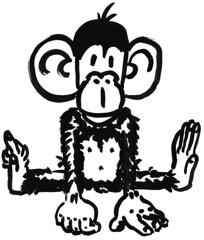 Sit Monkey