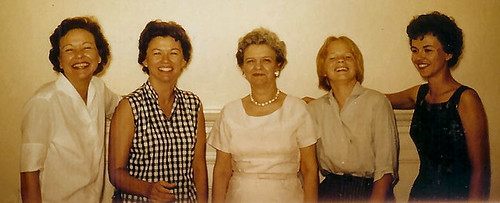 The Knox Women, circa 1959