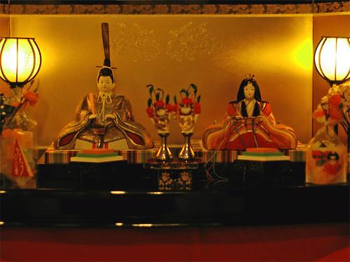 Dolls of Hinamatsuri  PENTAX *istD