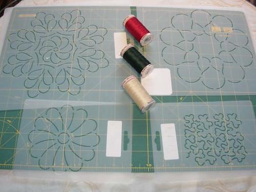 Las Labores De Mercedes Plantillas De Acolchado Para Patchwork - Plantillas-patchwork-infantil