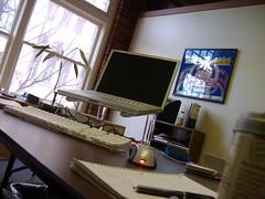 Robby's Desk