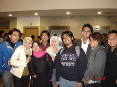 Bersama Foundation Year Mates (Kecuali Farid) Sewaktu PMC Farewell Dinner