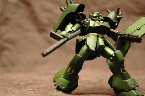 Gundam Ultimate Operation Plus Vol.3 -- AMS-119 GEARA DOGA