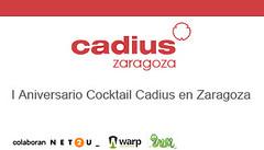 I Aniversario Cadius Zaragoza