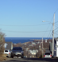 Squam Ave, Rockport MA