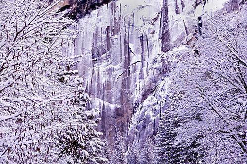 Glacier Point Cliff