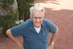 Gramps Laughs @ Me