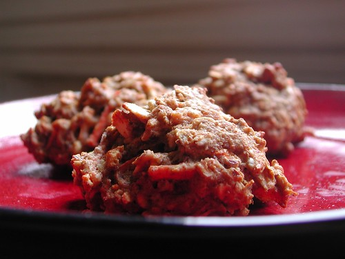 Ginger Carrot Cookies