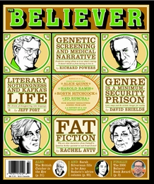 The Believer magazine, March 2006