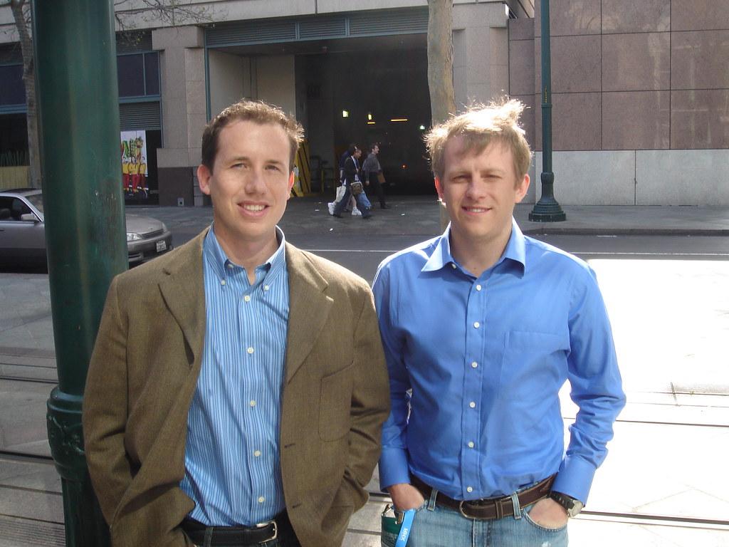 Trey & Will at GDC