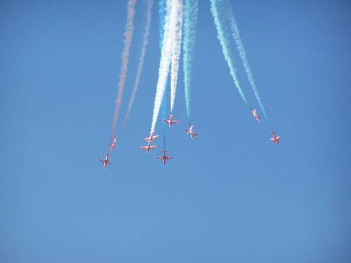 Suryakirans in Formation: AeroShow Bangalore