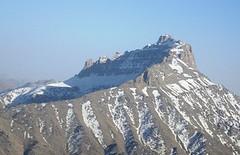 برفخانه از پماهگاه شیر کوه/ عکس از وبلاگ کلیمانجارو