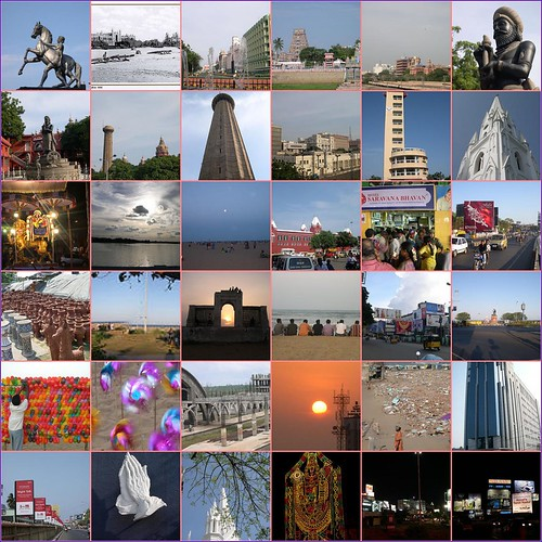 Madras nalla Madras - 1 - Mosaic