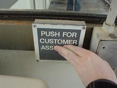 Push for Customer Ass
