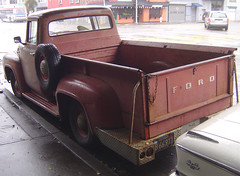 Ford Pickup - Back