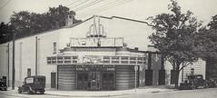 Newton Theater, Brookland, Washington, DC, late 1930s