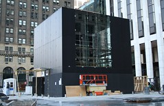 Apple's Mecca begins to be unveiled